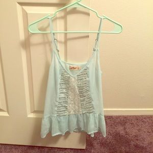 Hollister V-Neck tank top!