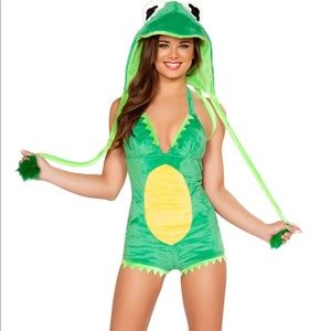 Other - Sexy frog costume size small