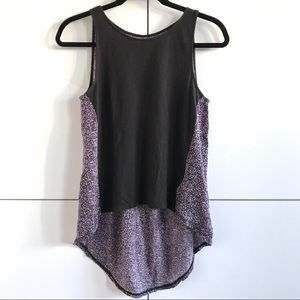 Urban Outfitters Silence + Noise High-Low Tank