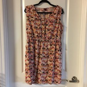 Merona XL Dress with Pockets