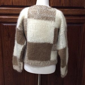 I. B. Diffusion Sweaters - I.B. Diffusion ladies short sweater size M.🌹 6943e6ef8