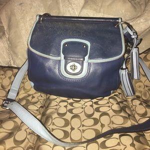 Coach Legacy 2 Willis Convertible bag