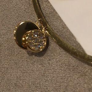 Brand new with tags Michael Kors hoop earrings.