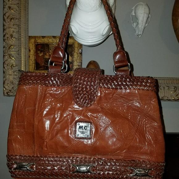 a23a00c506 Vintage MC purse. M 59c319d2eaf030faa900a925