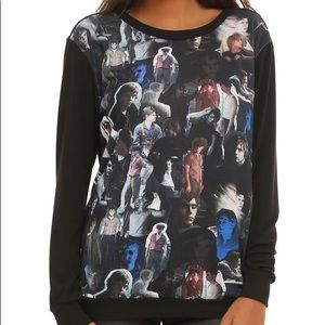 AMERICAN HORROR STORY GIRLS PULLOVER TOP