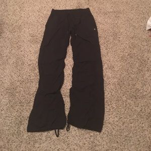 Lululemon Studio Pant II (Tall) *Unlined sz 10