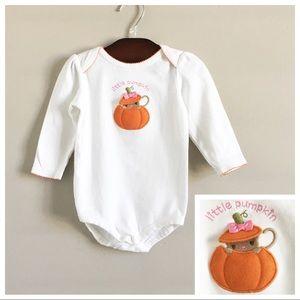 Cute Little Pumpkin Top