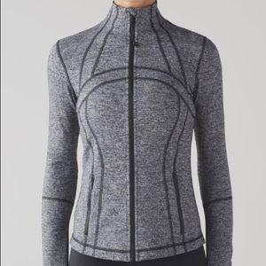 LULULEMON NWT Define Jacket grey size 8