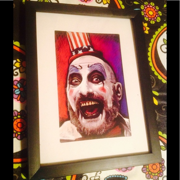 Accessories House Of 1000 Devils Rejects Captain Spaulding Poshmark
