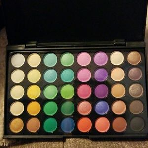 Other - 40 colorful eyeshadow palette