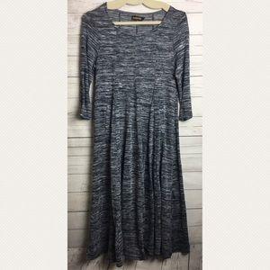 Reborn Gray Sweater Dress Size Medium