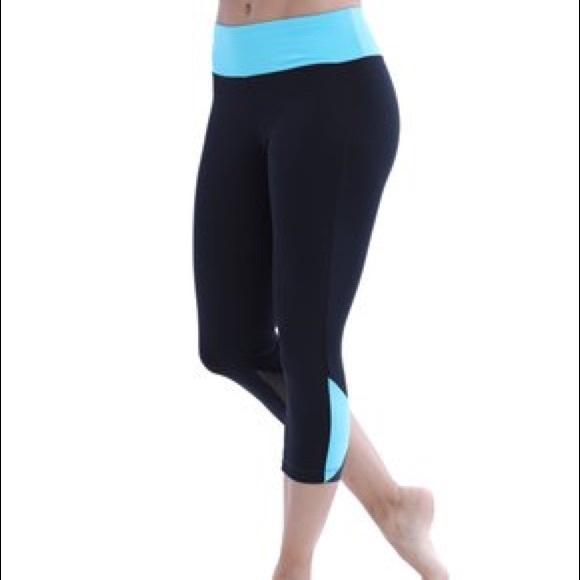 e65fe87aae9b83 Bally Total Fitness Pants - Bally Fitness Capri exercise pants XL EUC
