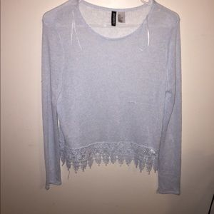 Top from H&M- size small