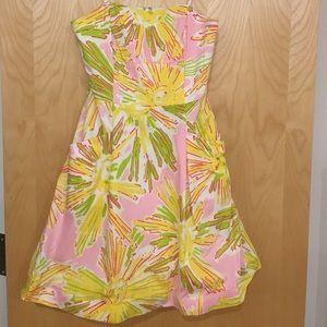 Lilly Pulitzer sunshine dress