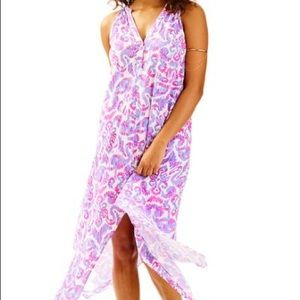 NWT Lilly Pulitzer Beach dress