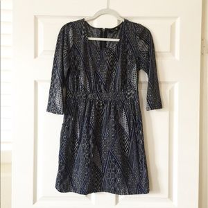 Cute pattern dress