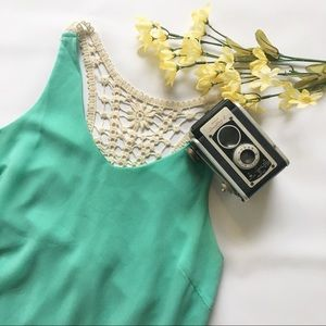 Women's Ella Bleu Blue Swing Dress