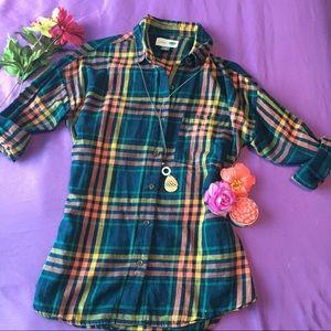 Button up play shirt