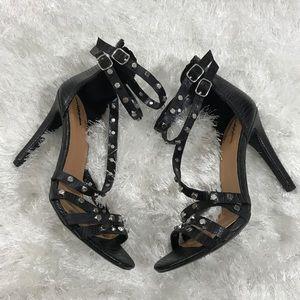 Women's Mossimo Studded Black Sexy Heels New