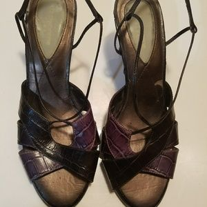 Strappy Liz Claiborne Sandals