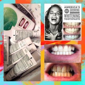 Other - Americas fastest selling whitening toothpaste!