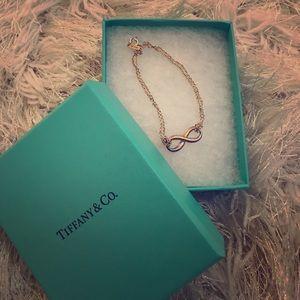 Tiffany&Co. Infinity Bracelet