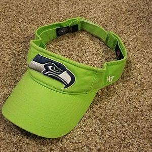 Seahawks visor