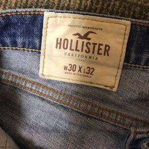 Jeans - HOLLISTER SUPER SKINNY 30x32