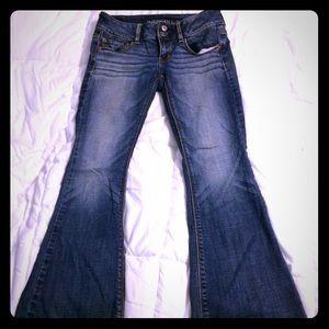 """American Eagle """"Artist"""" super stretch jeans"""