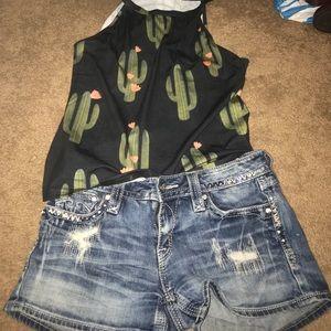 Rock Revival shorts size 29