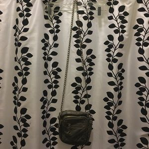 Urban outfitters crossbody chain bag