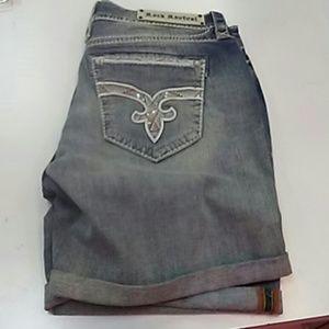 Rock revival katell shorts