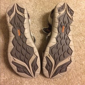 Merrell Shoes - Merrell Siren Strap Q2 in Aluminum