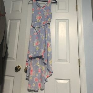 BRAND NEW CANDIE'S KHOL'S FLORAL DRESS