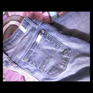 Seven for all mankind jeans 27