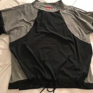 Nike street wear crop top