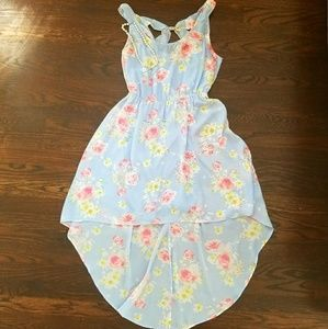 Candies Hi Lo Floral Dress