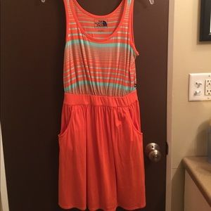 The North Face summer dress