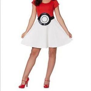 Pokémon Pokeball dress