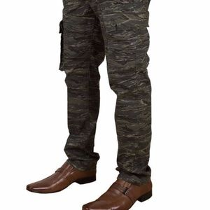 New Men/'s Premium IMPERIOUS Casual Military Army Camo Cargo Combat Shorts