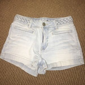 Kendall & Kylie High Waisted Shorts *SIZE 5*