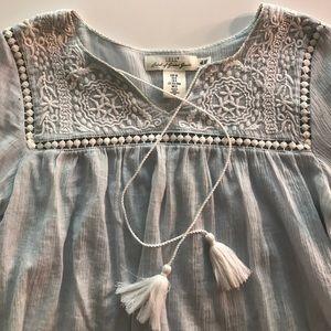 H&M Paisley Shirt
