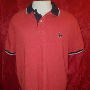 Mens 2Xl Polo by American Eagle Outfitters