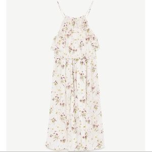 ZARA - floral dress- new with tags! 💓😳💓💓💓