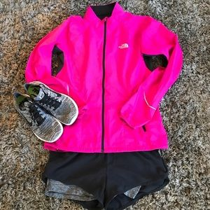 North Face Flight Series Running Jacket