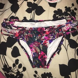 PINK swim suit bottoms