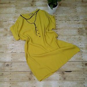 Yellow Love 21 Dress