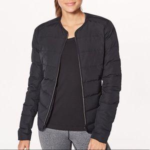 Lululemon Just Enough Fluff jacket