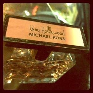 Duo of Michael Kors Perfume