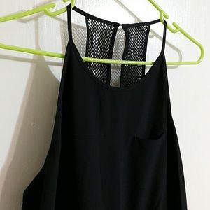 See U Soon Sexy Black Dress